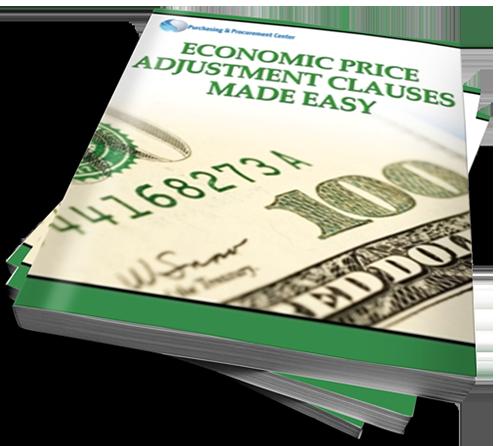 economic price adjustment