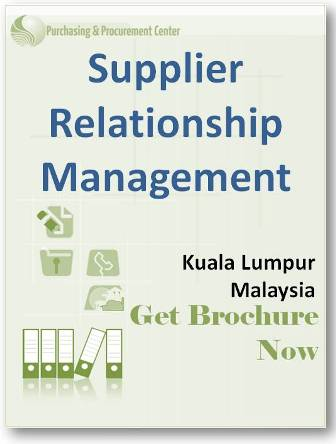 purchasing and supplier relationship management