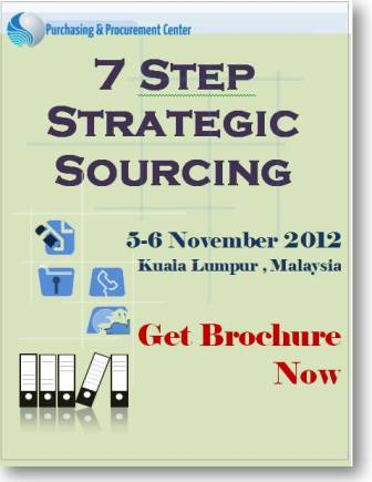 Step+Sourcing+Process Step Strategic Sourcing