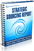 Strategic Sourcing Report