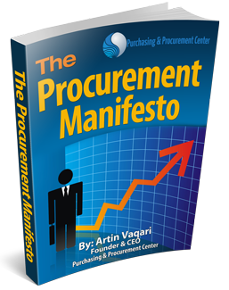 The Procurement Manifesto: