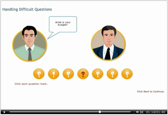 Handling Difficult Supplier Questions